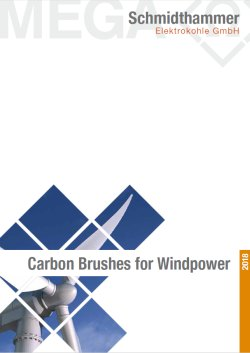 windpower carbon brushes